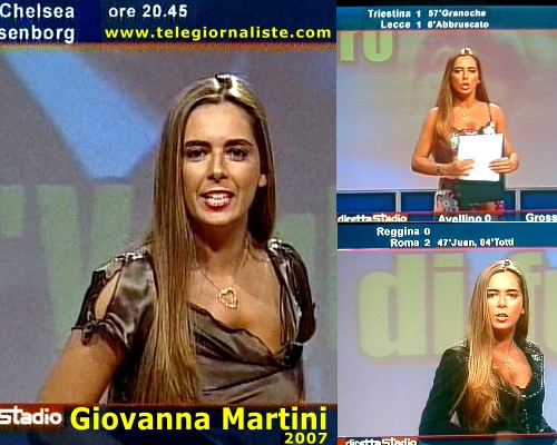 Giovanna Martini (7 Gold)