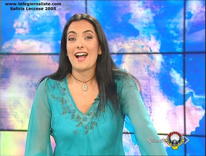 Safiria Leccese. Foto dalla rete