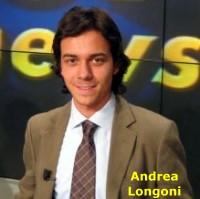 Andrea Longoni telegiornalista